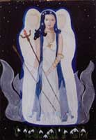 Brighid, The Triple Goddess